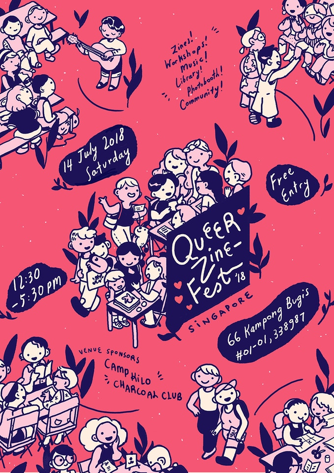 Singapore Queer ZineFest