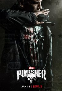 The Punisher S2 Character Poster: Jon Bernthal as Frank Castle