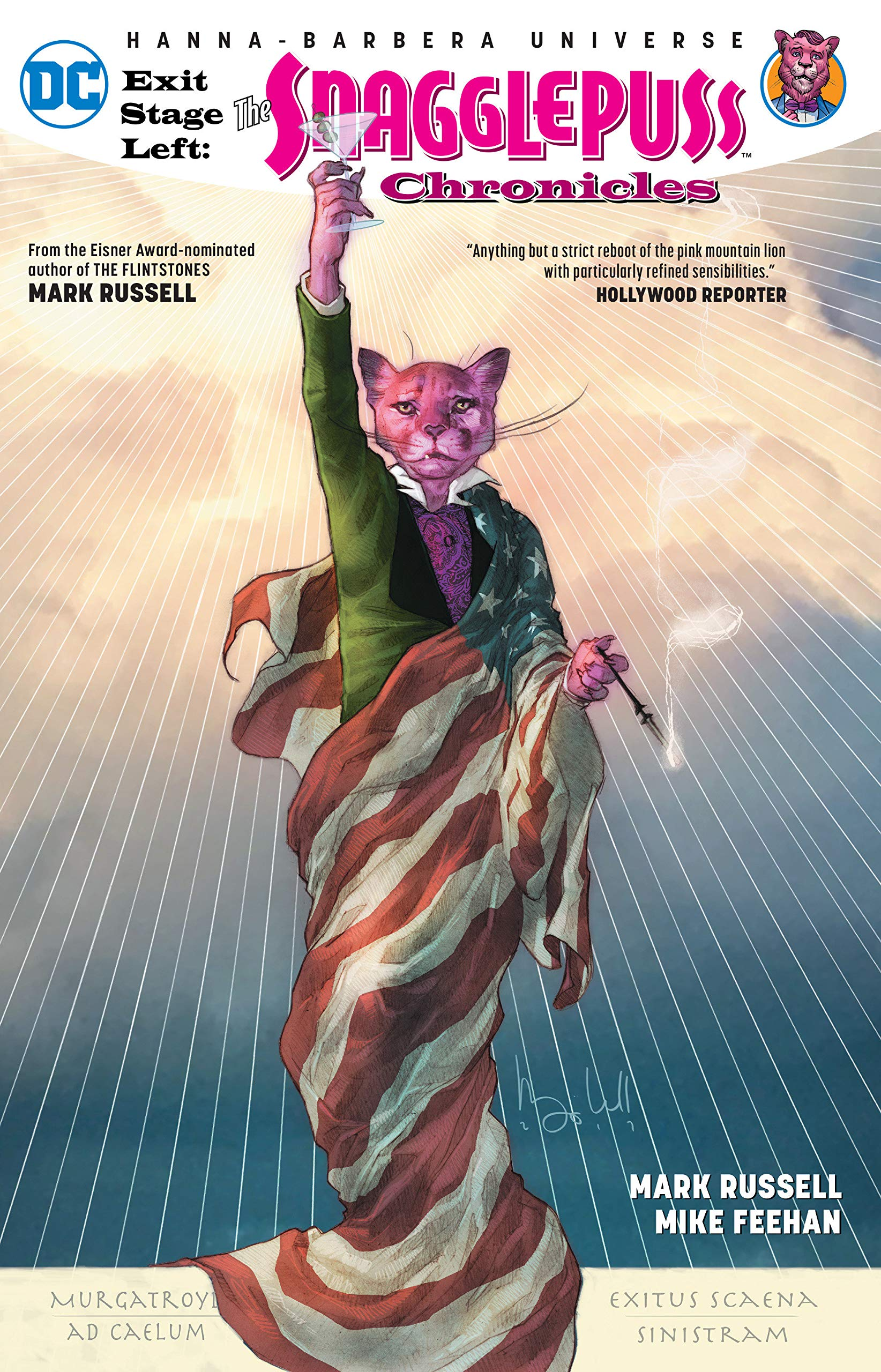 2019 GLAAD Media Awards Nominees: Exit Stage Left: The Snagglepuss Chronicles