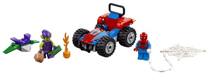 76133 Spider-Man Car Chase