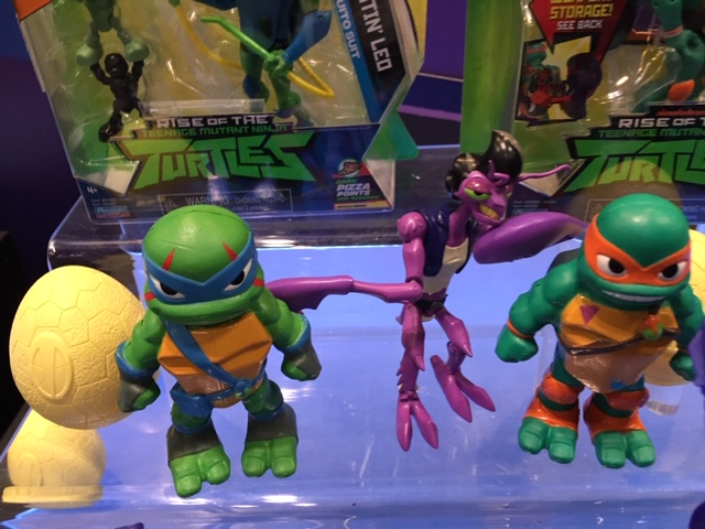 Toy Fair 19 Playmates Toys Expands Rise Of The Tmnt Line The Beat