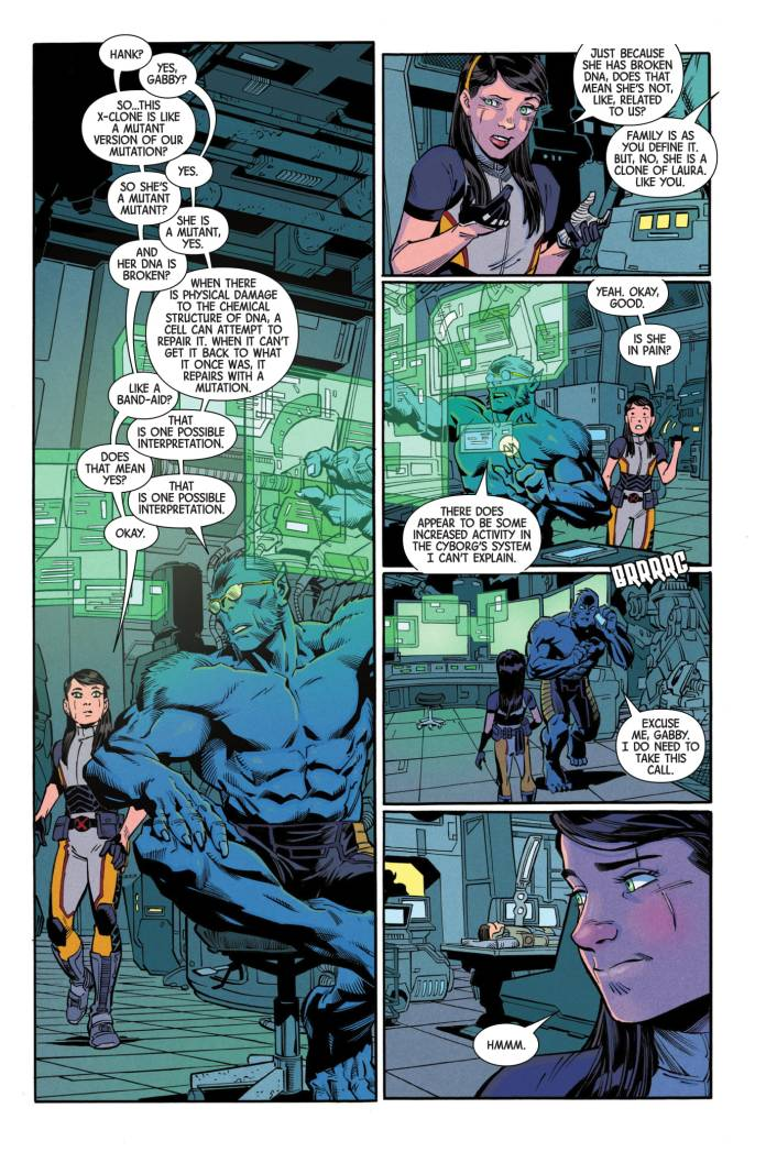 X-23 #9 page 5