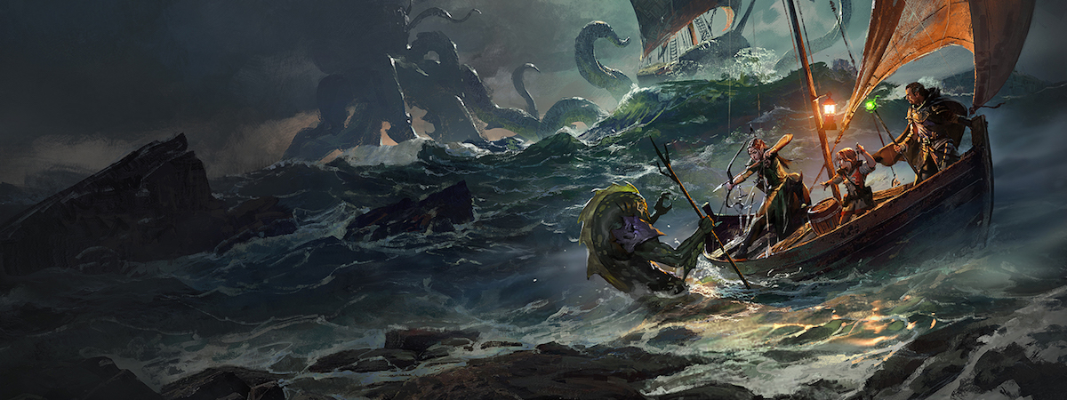 D&D Announces New Adventure Book, GHOSTS OF SALTMARSH