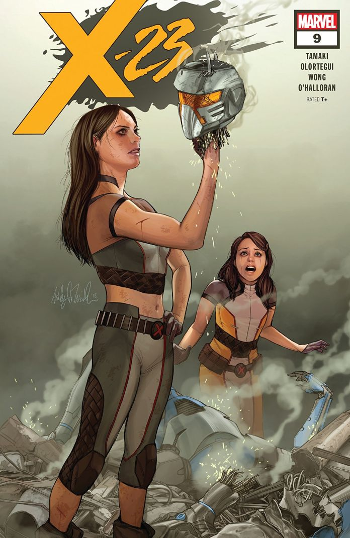X-23 #9 cover