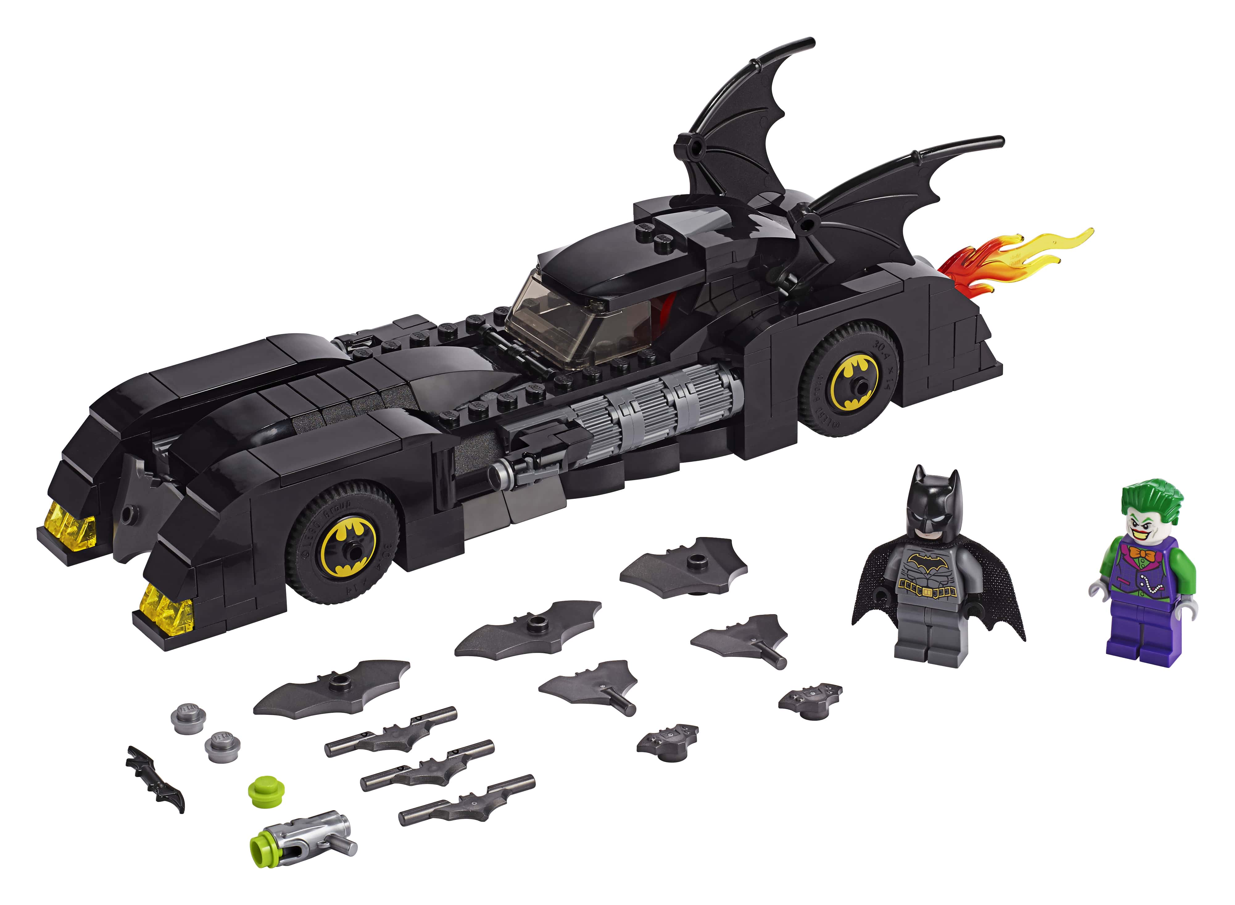 Six New Lego Batman 80th Anniversary Sets Let You Build Your Own Gotham City The Beat