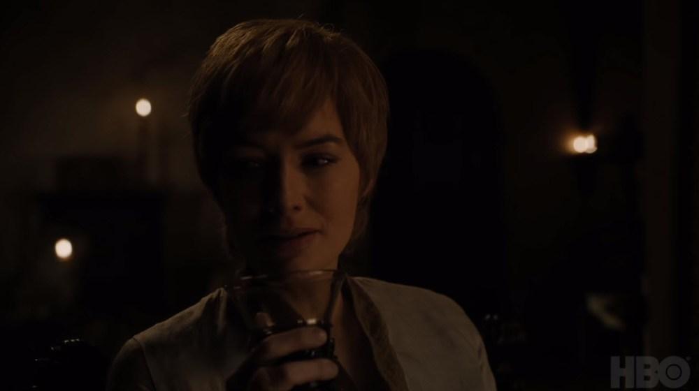 Cersei Sad
