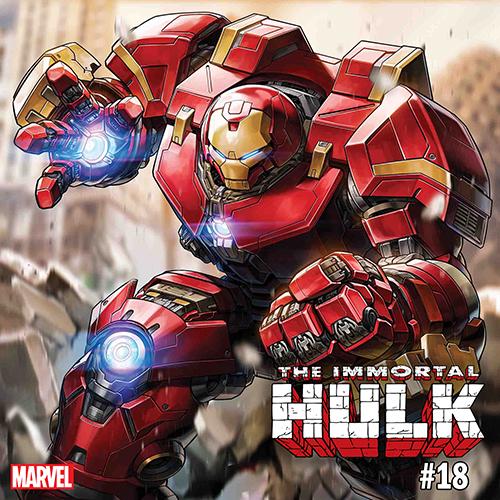 IMMORTAL HULK #18 MARVEL COMICS NEAR MINT 5//29//19
