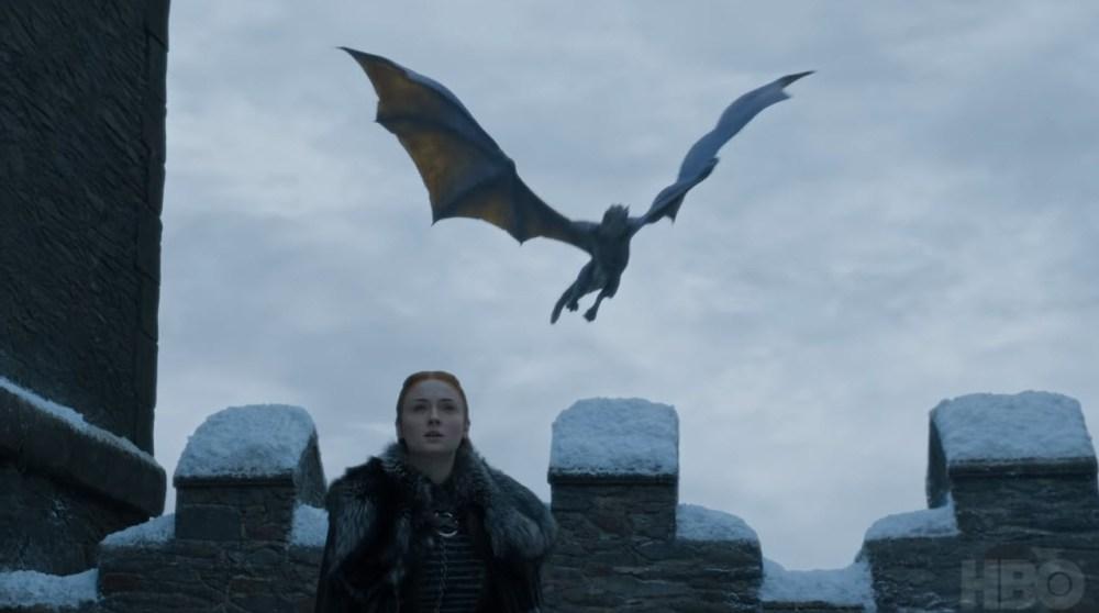 Sansa Dragons