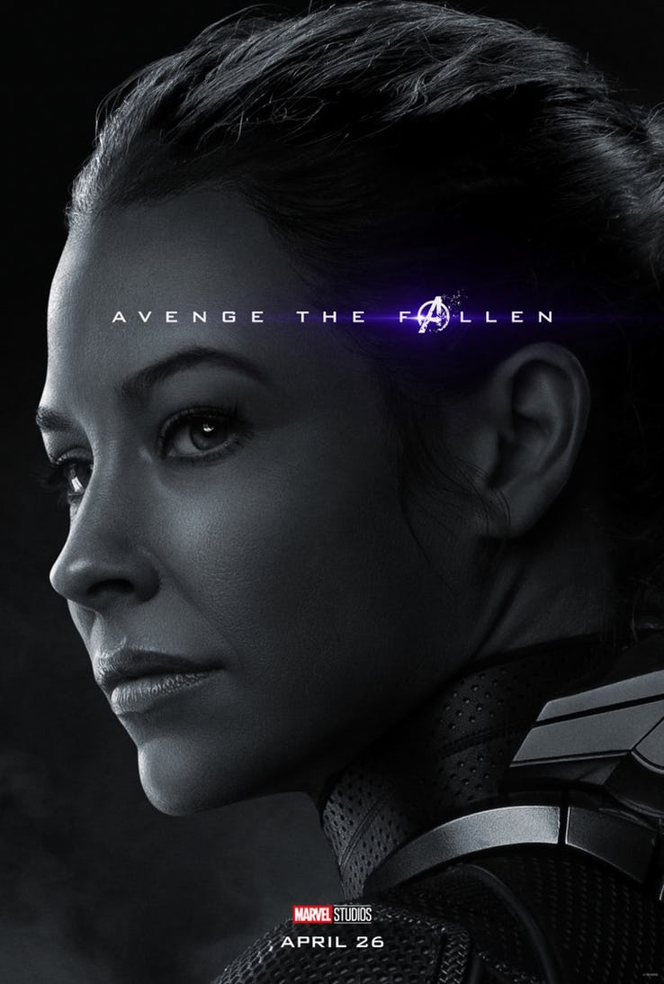 32 Avengers Endgame Character Posters Add To The Body Count The Beat