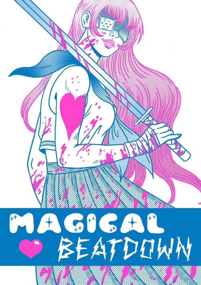 Magical Beatdown Vol. 2 by Jenn Woodall