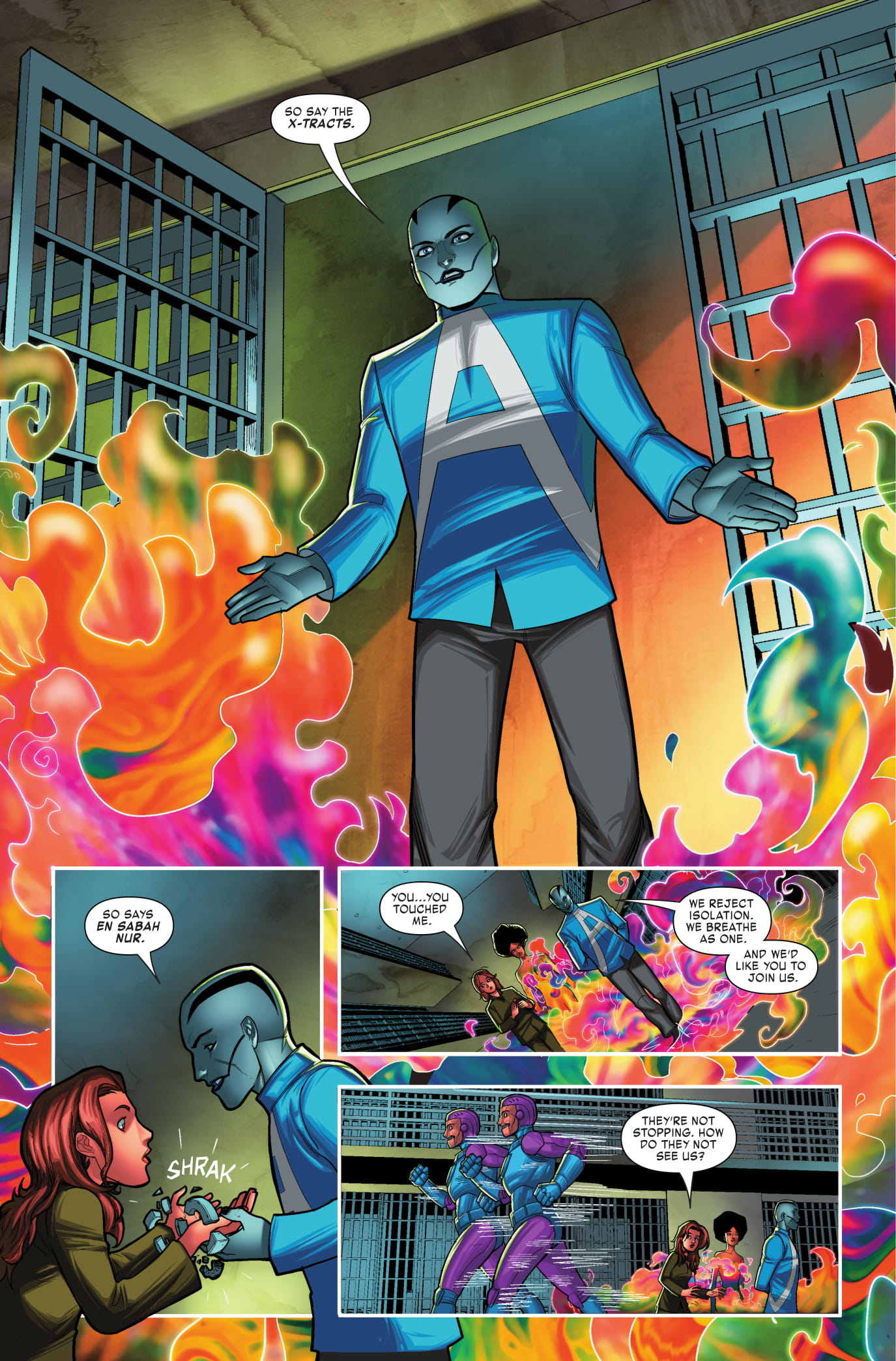 Age of X-Man: Apocalypse & The X-Tracts #2 page 2