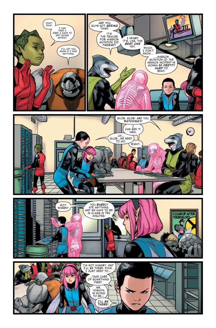 Age of X-Man: NextGen #3 page 2