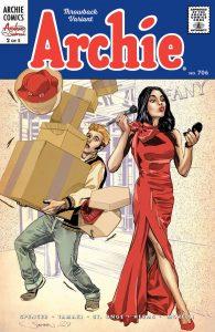 Archie #706 variant