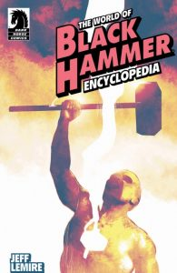 Black Hammer Encyclopedia