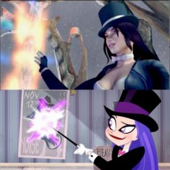 DC Super Hero Girls Zatanna