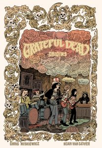 Grateful Dead illustrated history