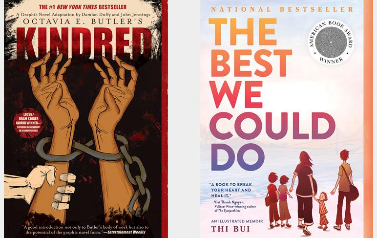 ABRAMS ComicArts include titles from John Jennings and Thi Bui.