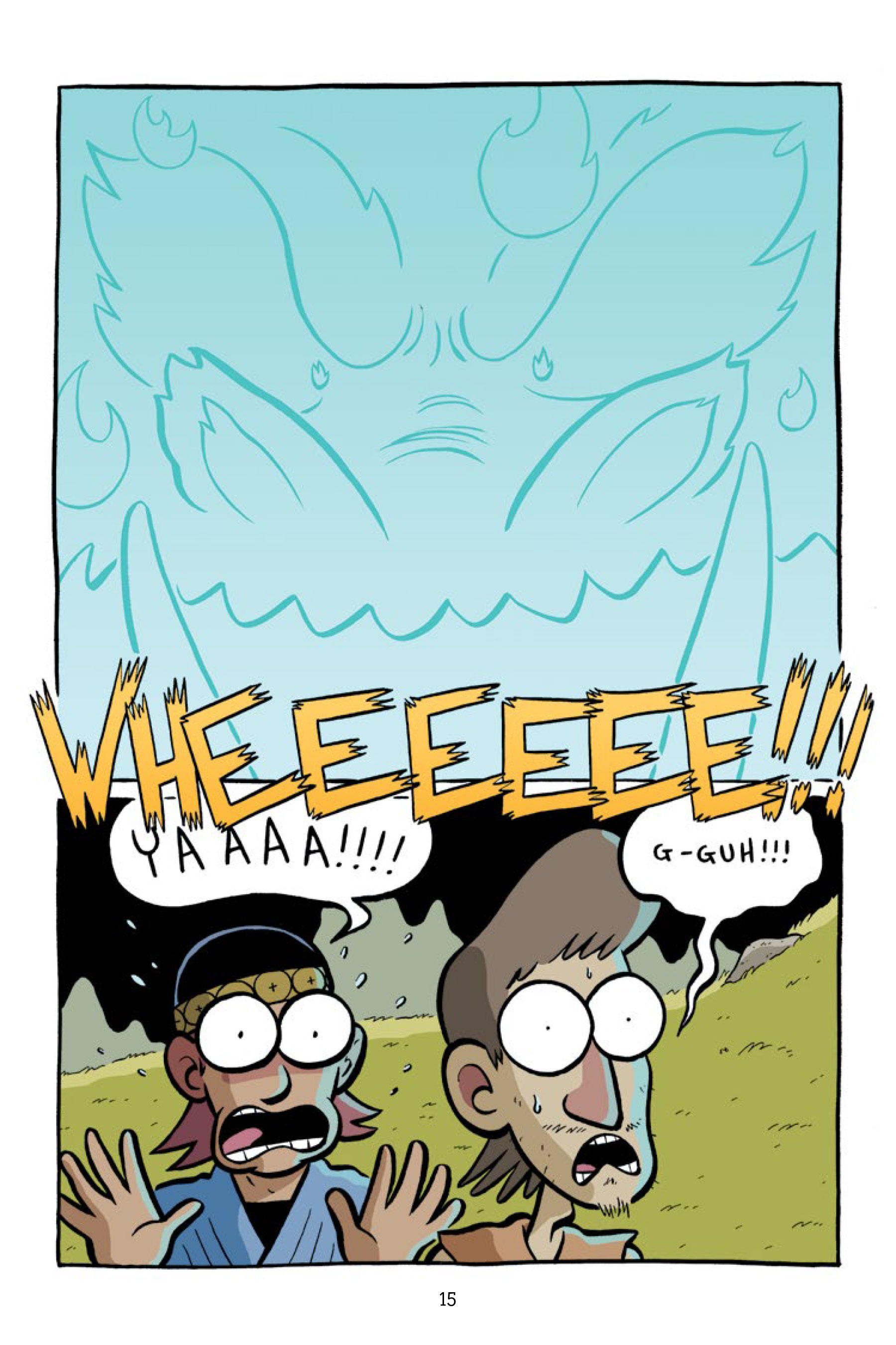 Ghost Hog preview page 2