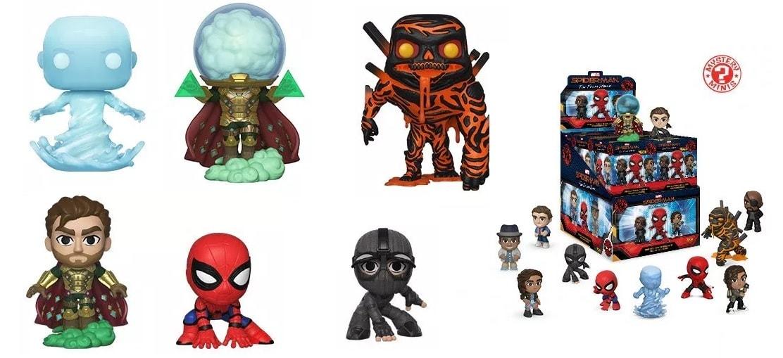 Classic Spidey Villains Revealed in Funko's SPIDER-MAN: FAR