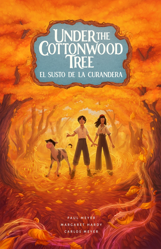 Kickstarter: Under the Cottonwood Tree