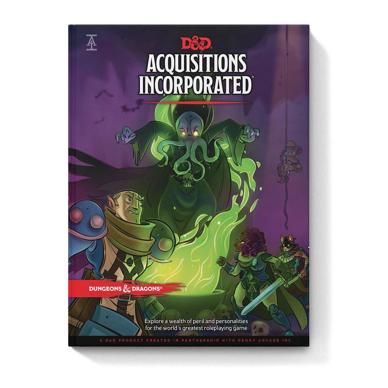 D&D: Acquisitions Inc. cover