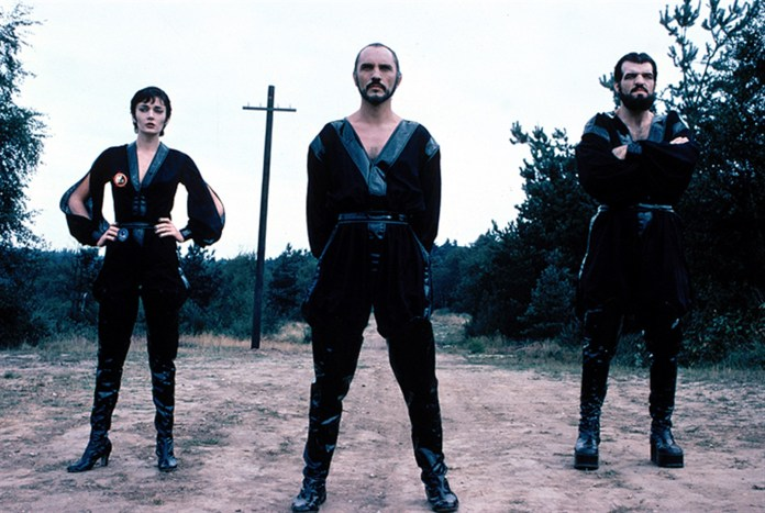 zod ursa and non superman II