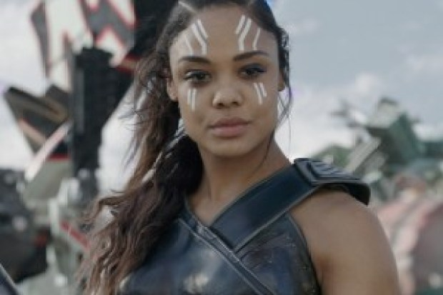 """Tessa Thompson survived the """"snapture"""" and is back in AVENGERS: ENDGAME"""