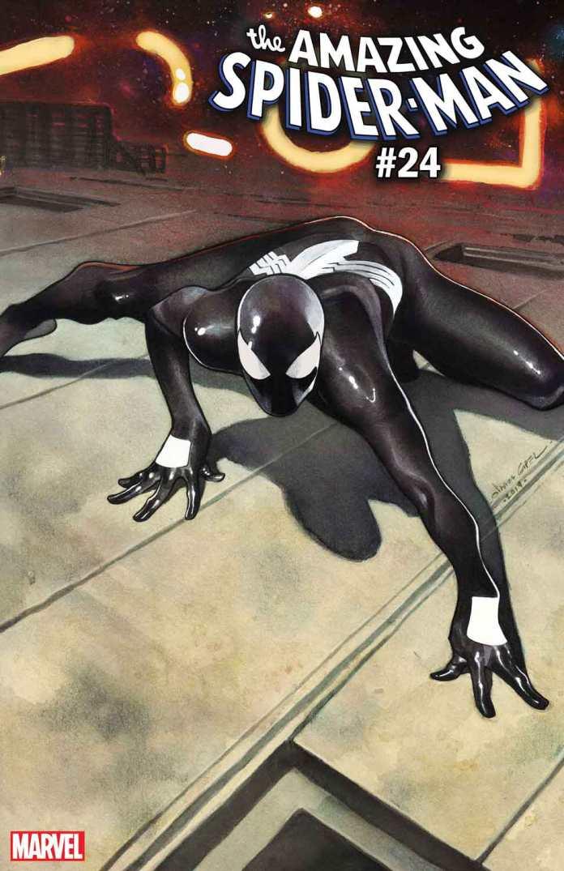 Amazing Spider-Man #24 costumes variant