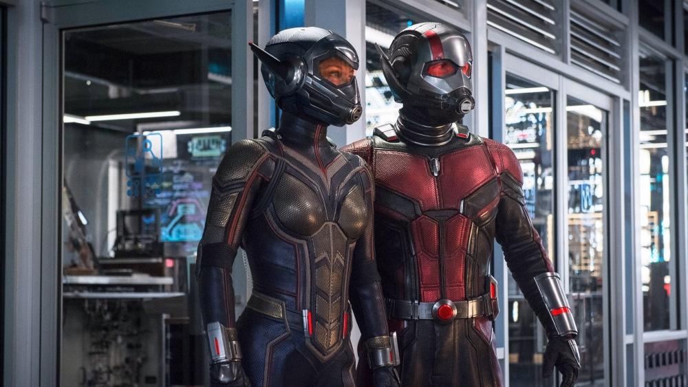 avengers Ant-Man Wasp