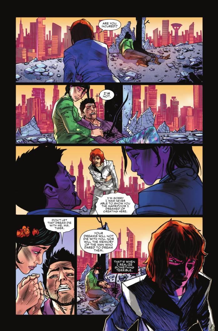 Black Widow #5 page 3