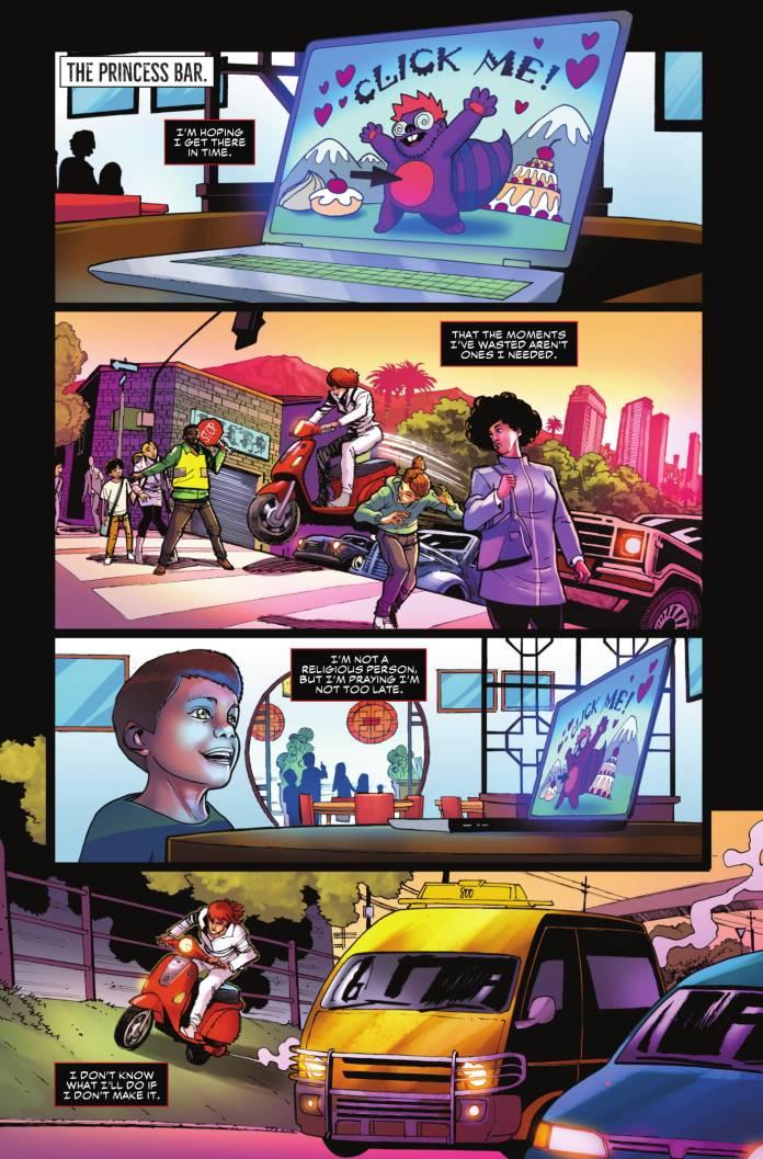 Black Widow #5 page 5