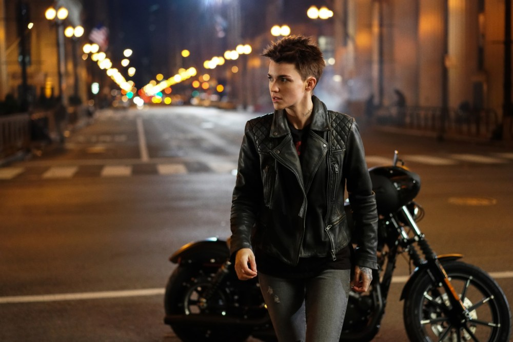 Ruby Rose as Kate Kane on The CW's Batwoman