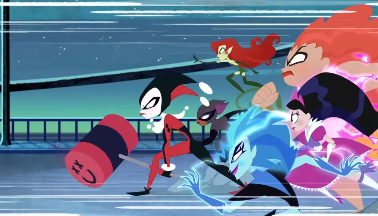 Villains Debut in New DC SUPER HERO GIRLS Episodes in May
