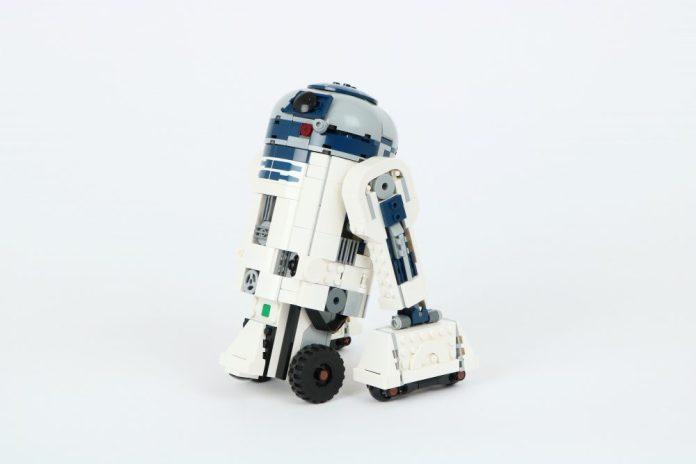 Lego Star Wars Boost Droid Commander R2-D2