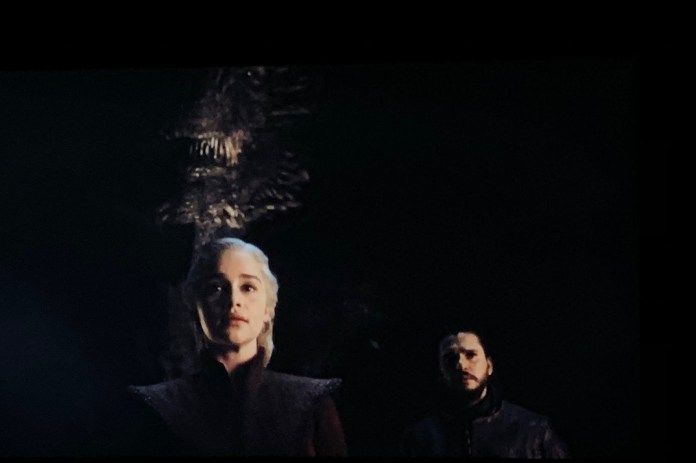 Game of Thrones S8E5 The Bells Dany Jon Drogon