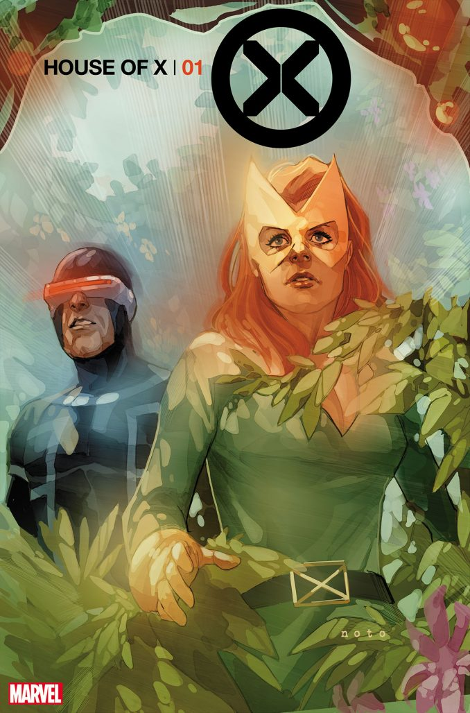 House of X #1 Phil Noto Variant
