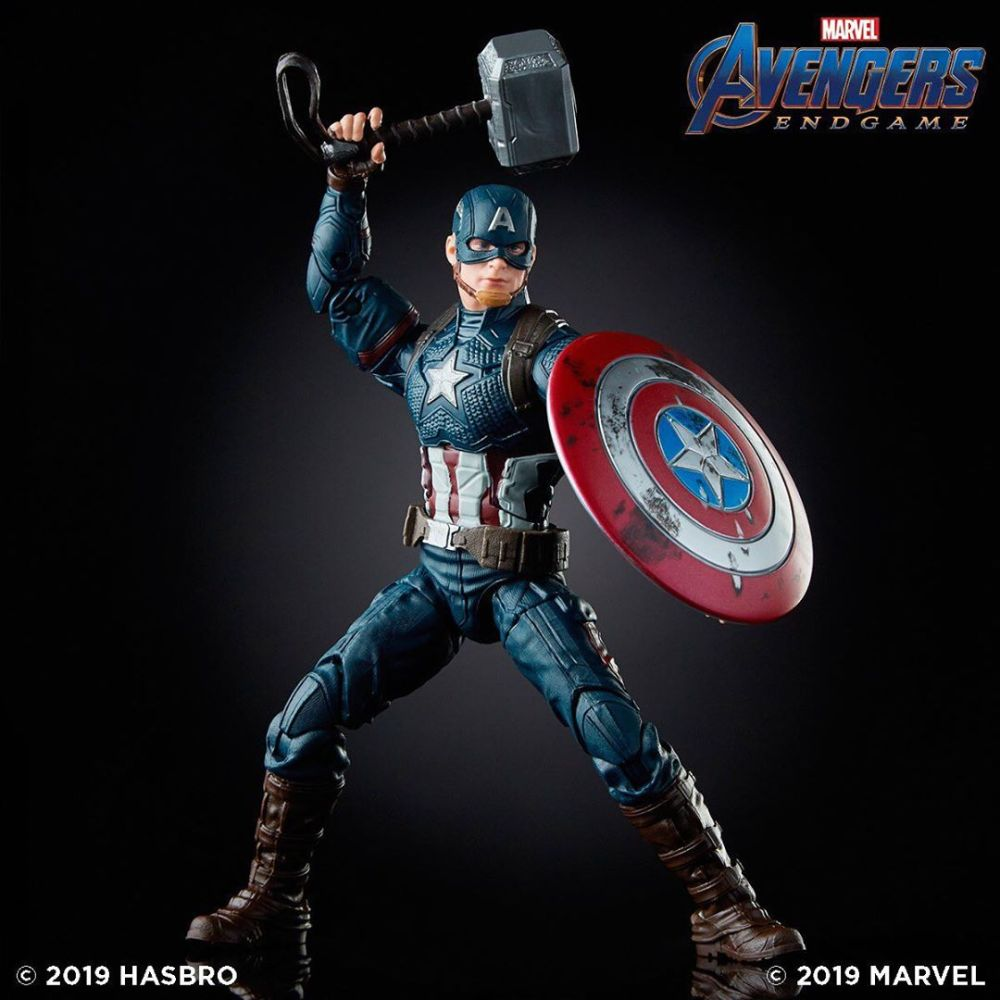 Hasbro Captain America