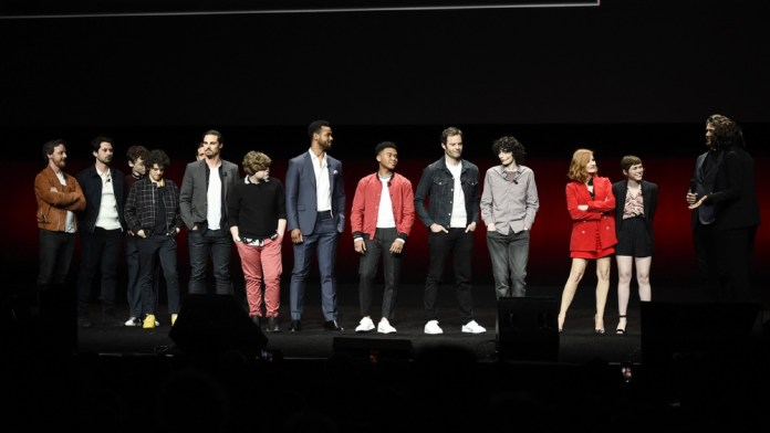 It Chapter Two CinemaCon