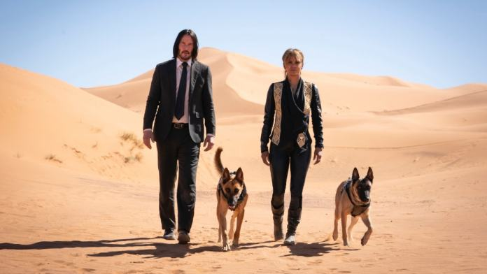 Summer 2019 - John Wick Chapter 3