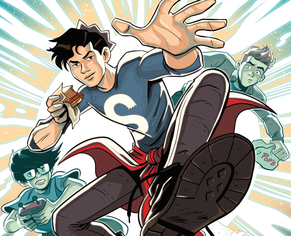 PREVIEW: Riverdale meets Back to the Future in JUGHEAD'S TIME POLICE #1