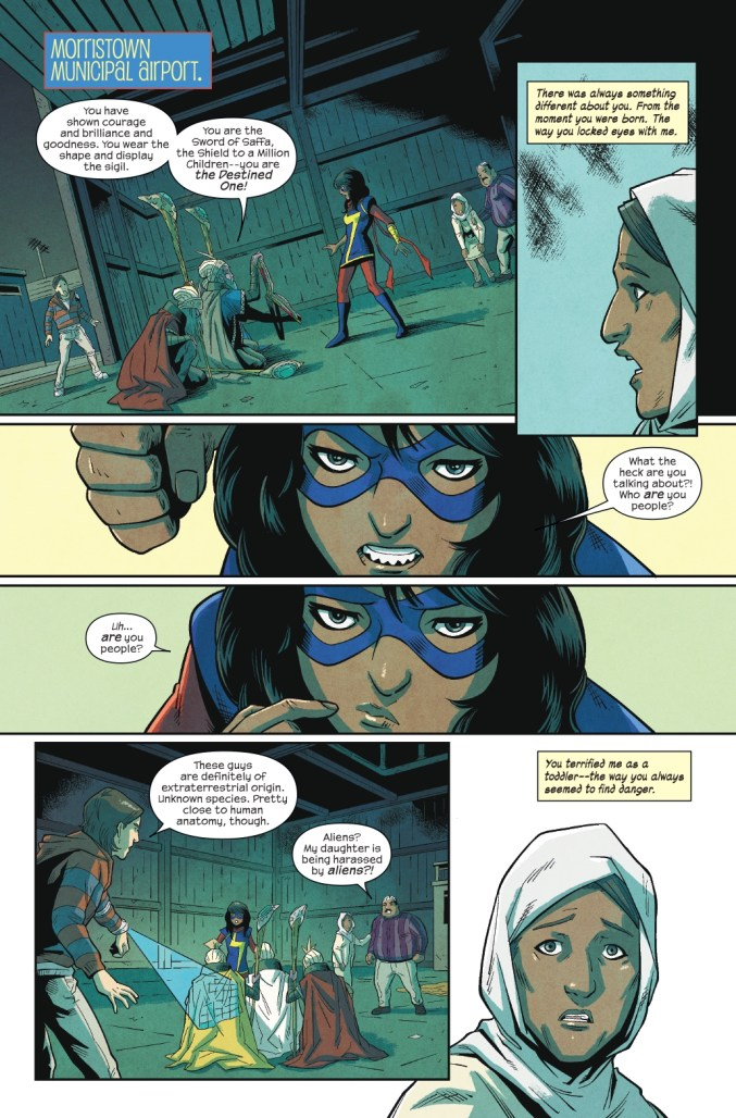 Magnificent Ms. Marvel #3 - Page 1