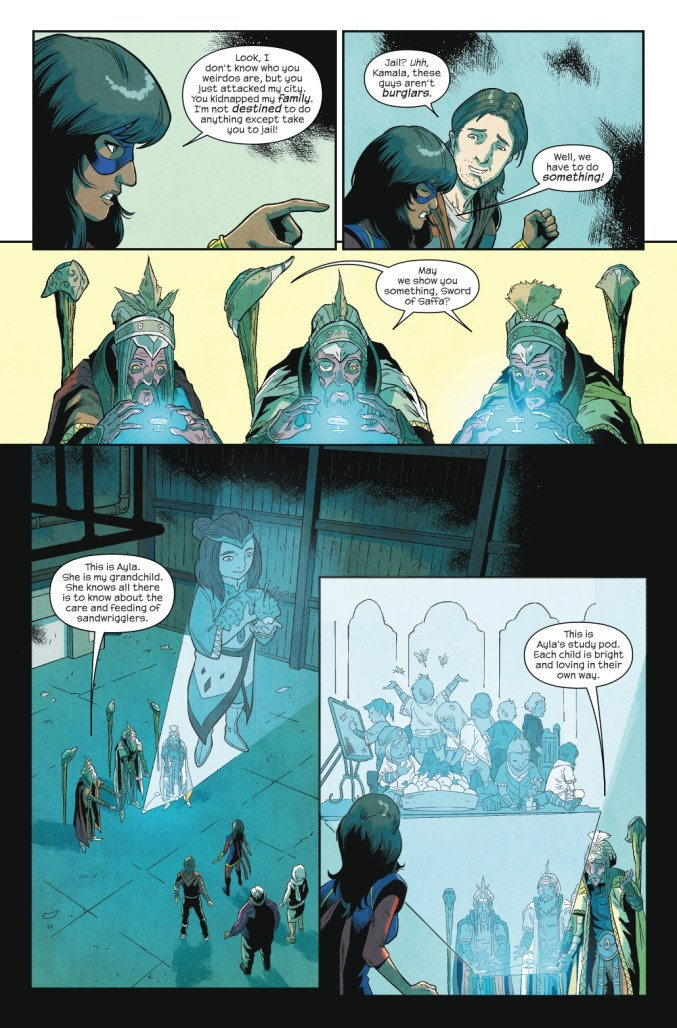 Magnificent Ms. Marvel #3 - Page 3
