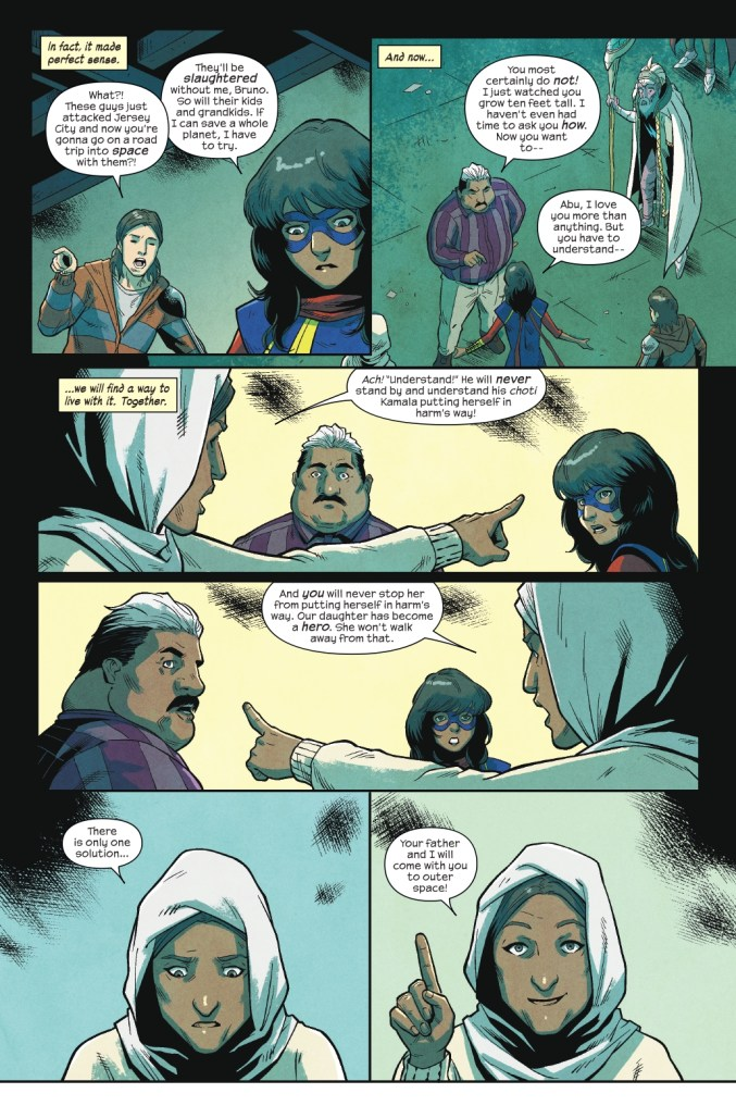 Magnificent Ms. Marvel #3 - Page 5