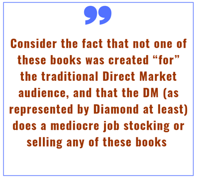 graphic novels sales 2018 pull quotes