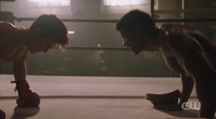 Riverdale Prom Night Mad Dog and Archie training