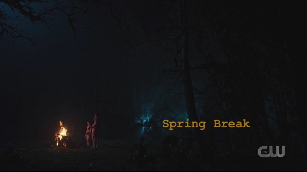 Riverdale Season 4 Spring Break Flash Forward