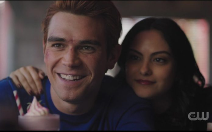Archie Andrews and Veronica Lodge