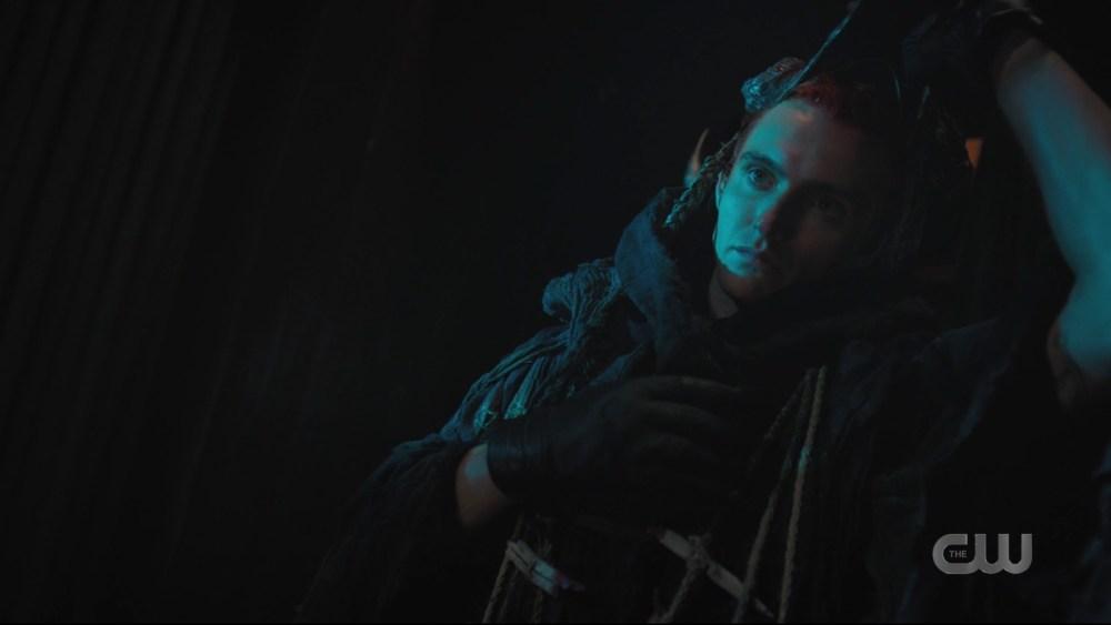 Chic revealed as the Gargoyle King