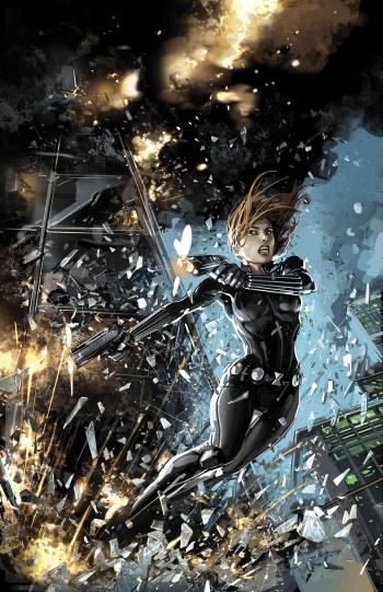 Black Widow #5 (of 5)
