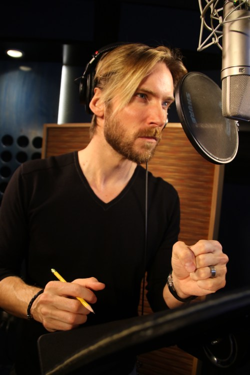Troy Baker Batman TMNT